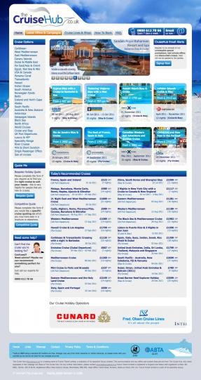 Homepage 20110713