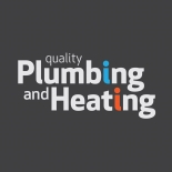 Quality Plumbing And Heating logo design