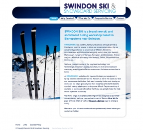 Swindon Ski Homepage