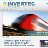 Making the new Invertec website shine out amongst the crowd