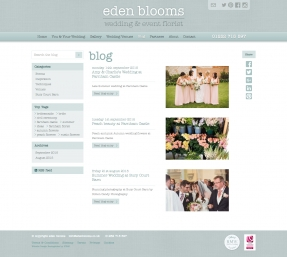 Eden Blooms Blog