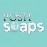 Posh Soaps logo