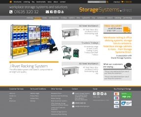 Storage Systems Online homepage