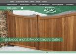 ASAS homepage