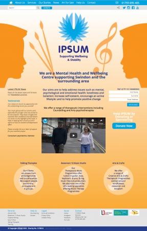 IPSUM Homepage