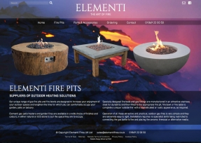 Elementi Fires Homepage