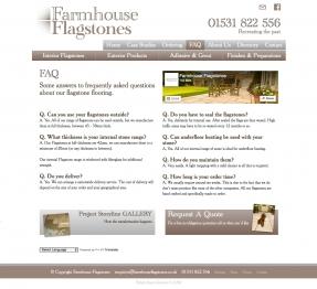 FAQ about flagstone flooring