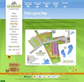 Download Park Map illustration to help visitors
