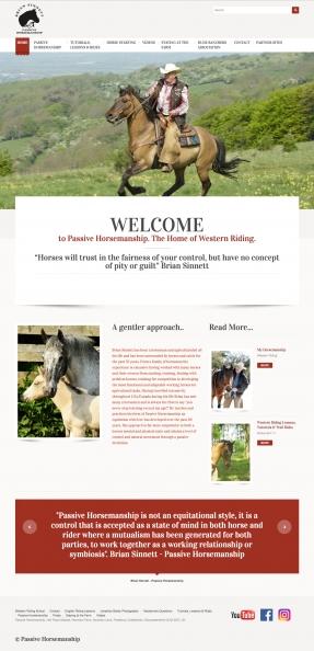 Passive Horsemanship homepage