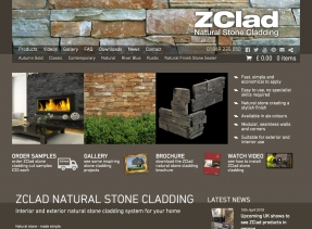 ZClad covers their own online sales channel with new ecommerce website