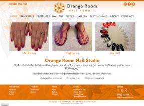 Orange Room homepage
