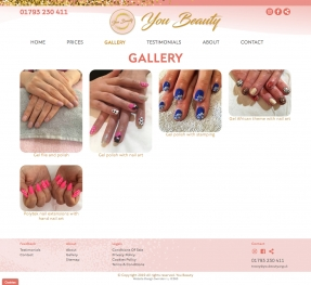 Nail studio photo gallery