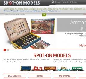 Swindon Model Railways and Plastic Model Kit retailer now on track for national success