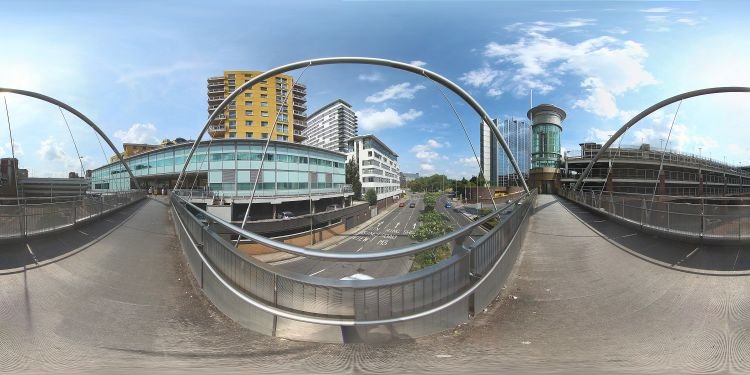 Footbridge v2