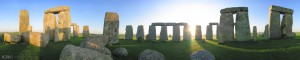 IC360 Stonehenge centre view