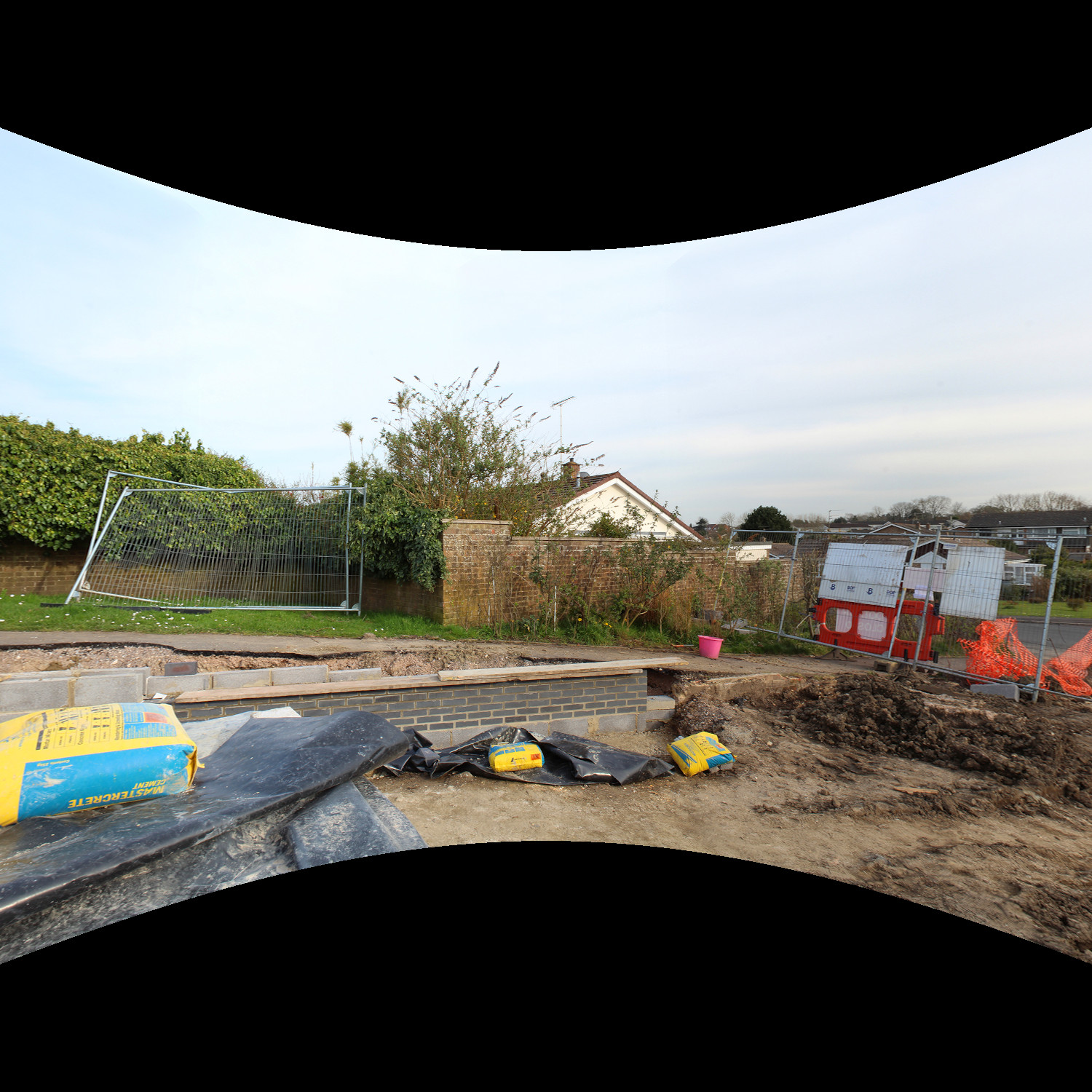 Building Site Virtual Tour Ic360