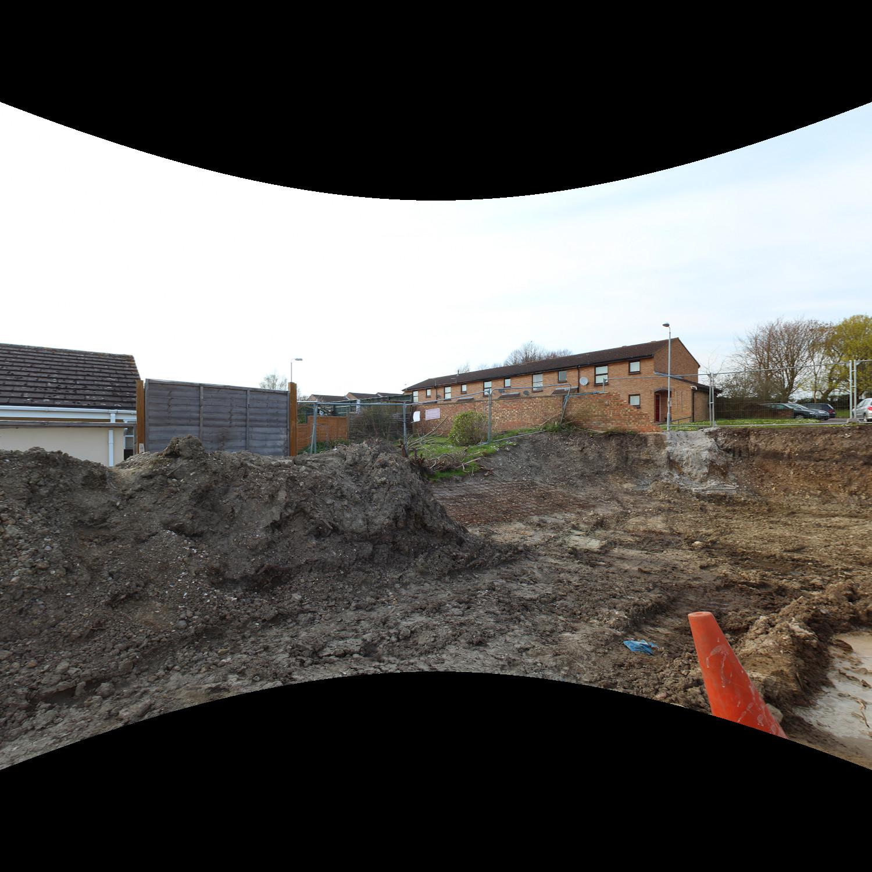 Building Site Virtual Tour Ic360
